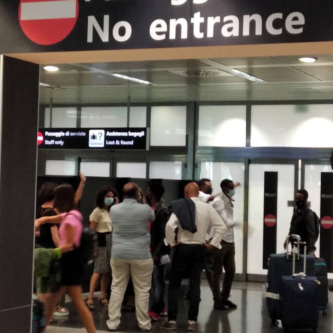 Rifugiati, Vittoria Del Diritto: Arrivati Oggi A Fiumicino 5 Eritrei Respinti In Libia Dall'Italia