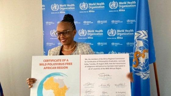 Poliomielite, L'Africa Ha Sconfitto La Malattia Come Sognava Nelson Mandela