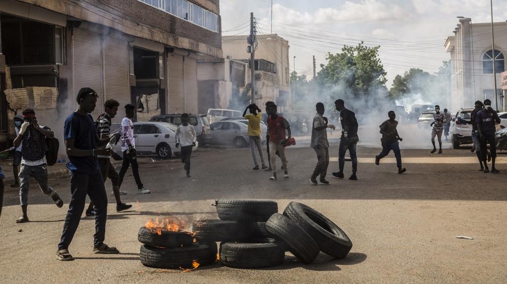 Sudan, Manifestazione Di Protesta Repressa Dalle Forze Di Sicurezza
