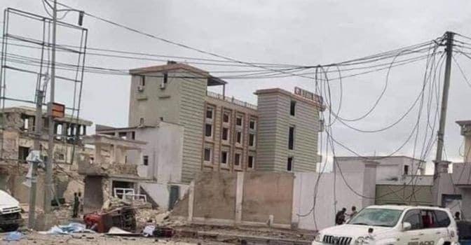 Somalia, Almeno 15 Morti In Attacco Di Al-Shabaab All'hotel Elite A Mogadiscio