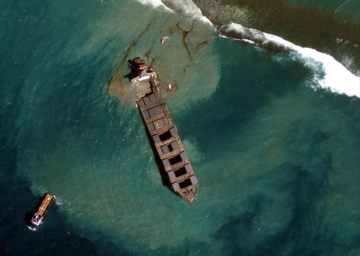 Mauritius, Un Disastro Ambientale (evitabile) Senza Tregua