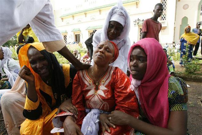 Guinea, 11 Anni Fa Il Massacro Allo Stadio Di Conakry. Il Processo Ancora Non Inizia