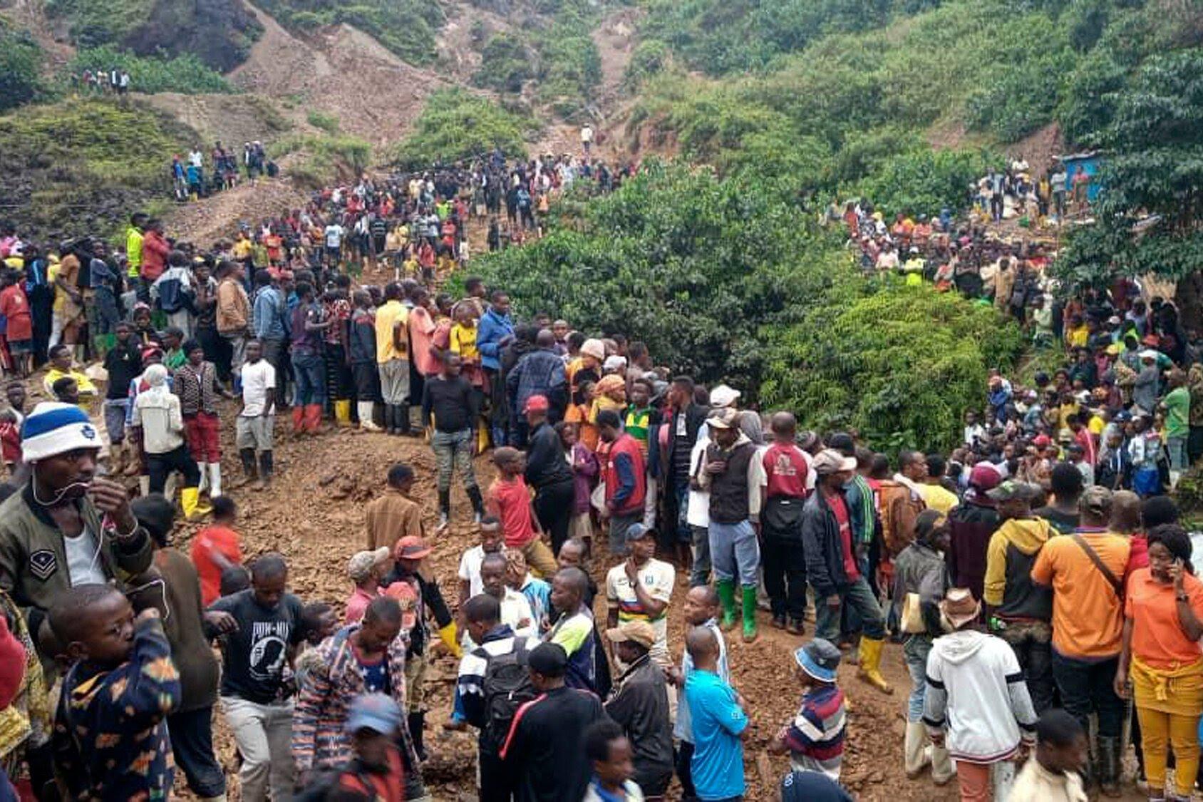 Repubblica Democratica Del Congo, Sciagura In Una Miniera Di Oro. Oltre 50 Vittime