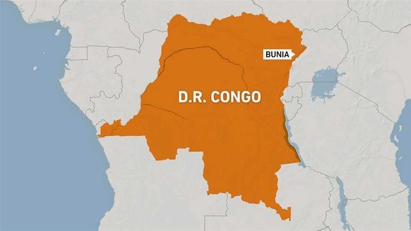 Repubblica Democratica Del Congo, La Strage Dei Prigionieri Nella Regione Di Bunia