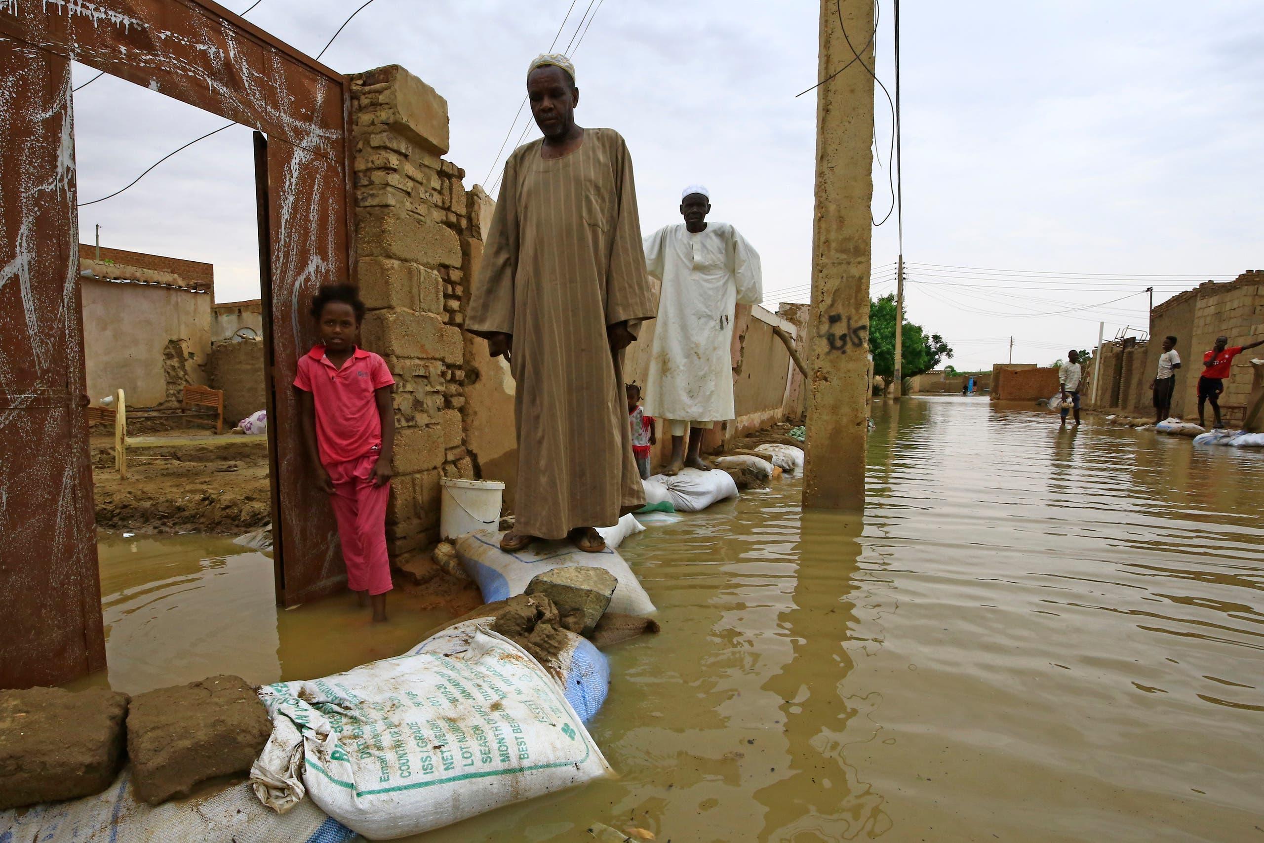Sud Sudan: Gravi Inondazioni Minacciano La Vita Di Migliaia Di Persone Nel Greater Pibor