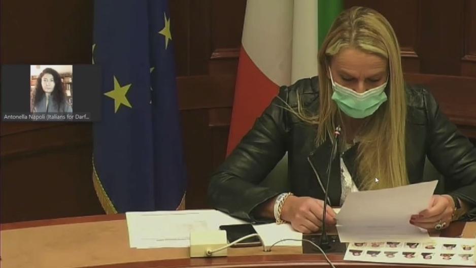 Sudan, Presentato In Senato Il Rapporto 2020 Di Italians For Darfur