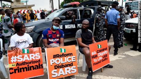 Nigeria, Umpteenth Statement On Dissolving Anti-Robbery Squad
