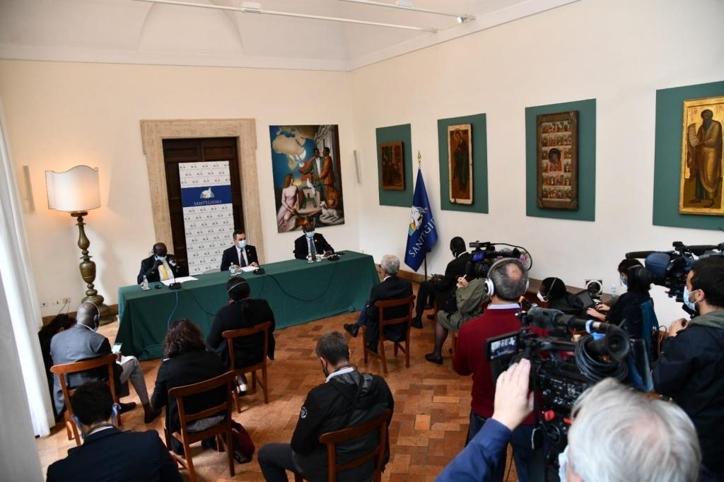 Sud Sudan, Ripartono Da Roma I Colloqui Di Pace Con La Mediazione Di San'Egidio
