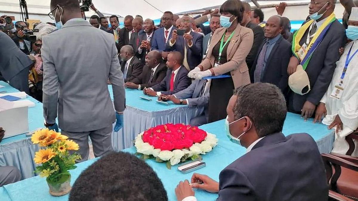 Sudan, Firmato L'accordo Finale Di Pace Tra Governo E Gruppi Armati Del Darfur