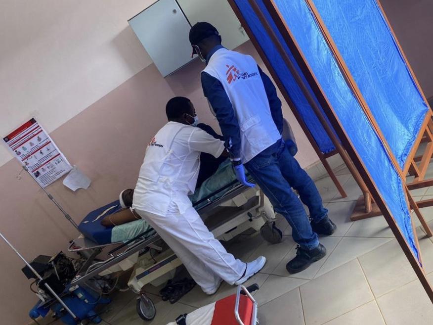 Camerun, Intervento Di Msf Per Salvare Alunni Feriti Nella Scuola Di Kumba