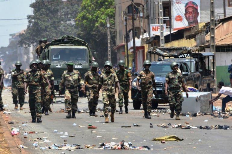 Guinea, Almeno 50 Manifestanti Uccisi In Meno Di Un Anno