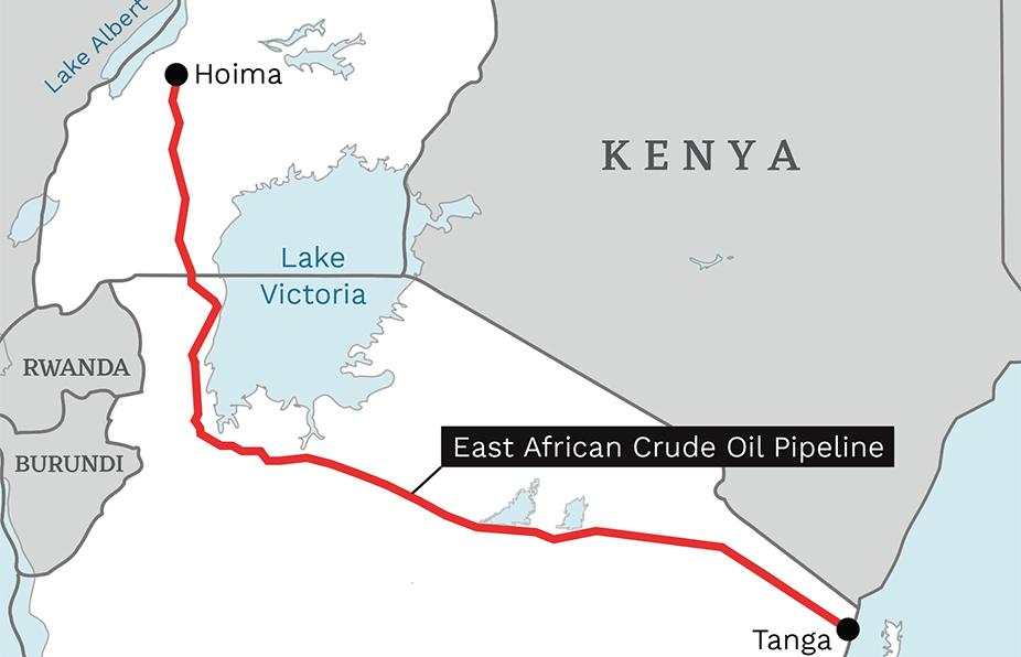Tanzania – Uganda, Al Via Mega Oleodotto. Allarme Di Missionari E Oxfam