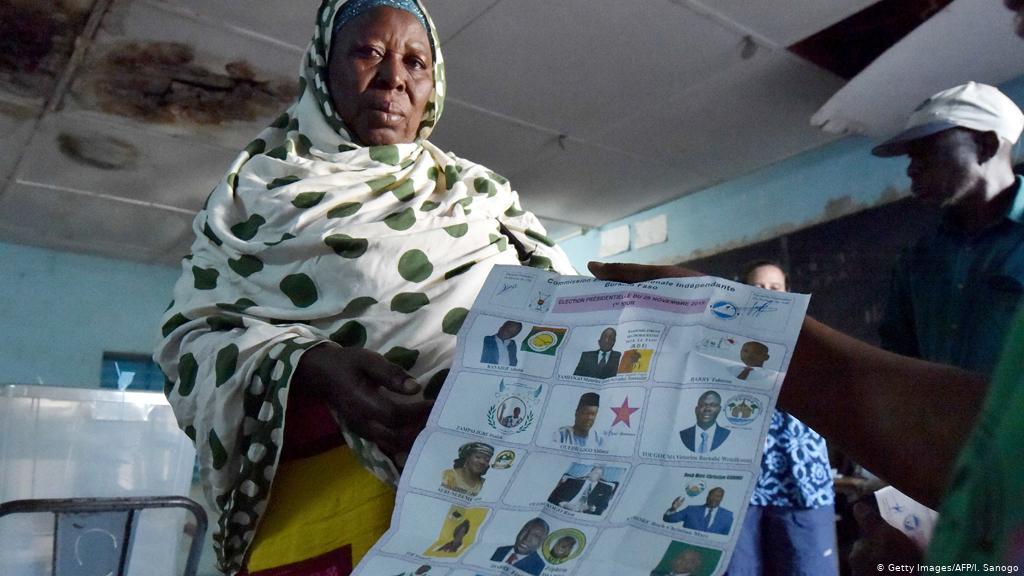 Burkina Faso Domenica Al Voto Per L'elezione Del Nuovo Presidente E Il Rinnovo Della Legislatura