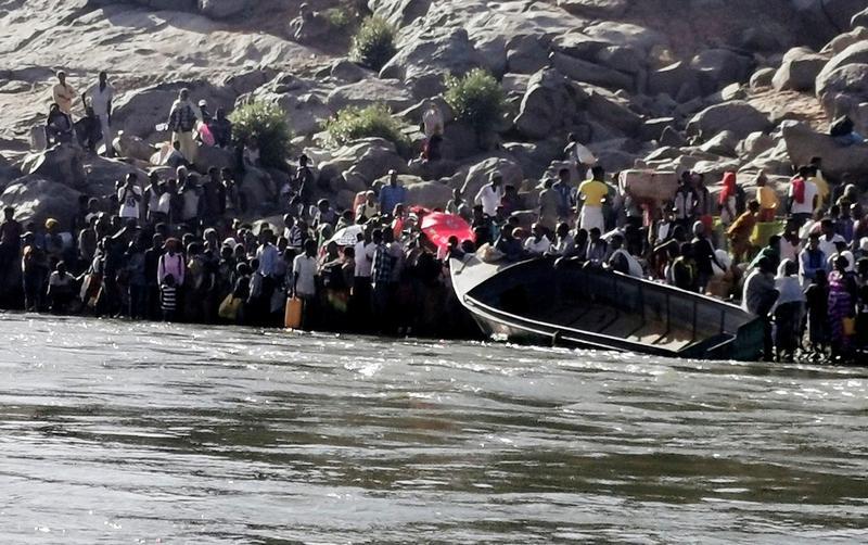 Sudan Accoglie 25 Mila Etiopi In Fuga. Uccise 34 Persone In Un Assalto A Un Bus