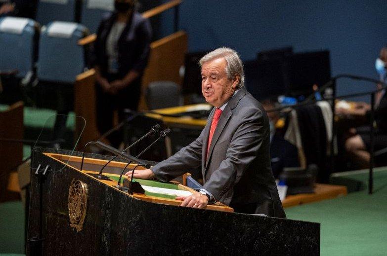 Mozambique, United Nations Secretary-General Intervenes On Escalation Of Violence
