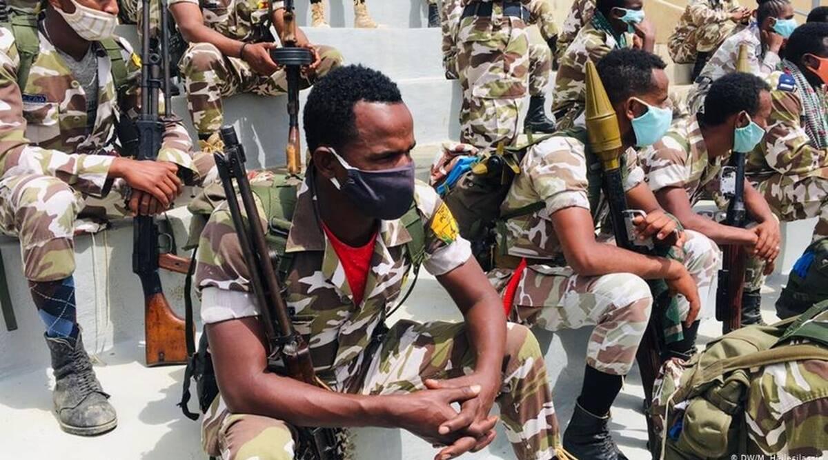 Etiopia, Paese Sull'orlo Della Guerra Civile