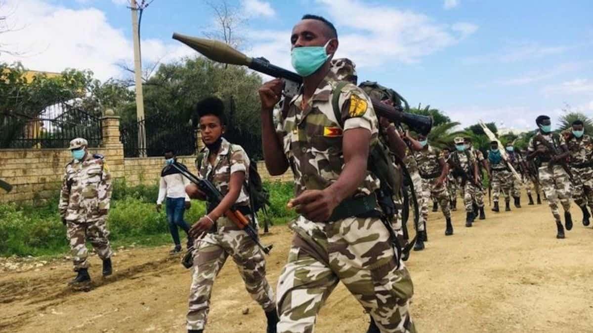 Etiopia, Le Truppe Eritree Aprono Il Fuoco Contro I Civili: Tre Morti E 19 Feriti Nel Tigré