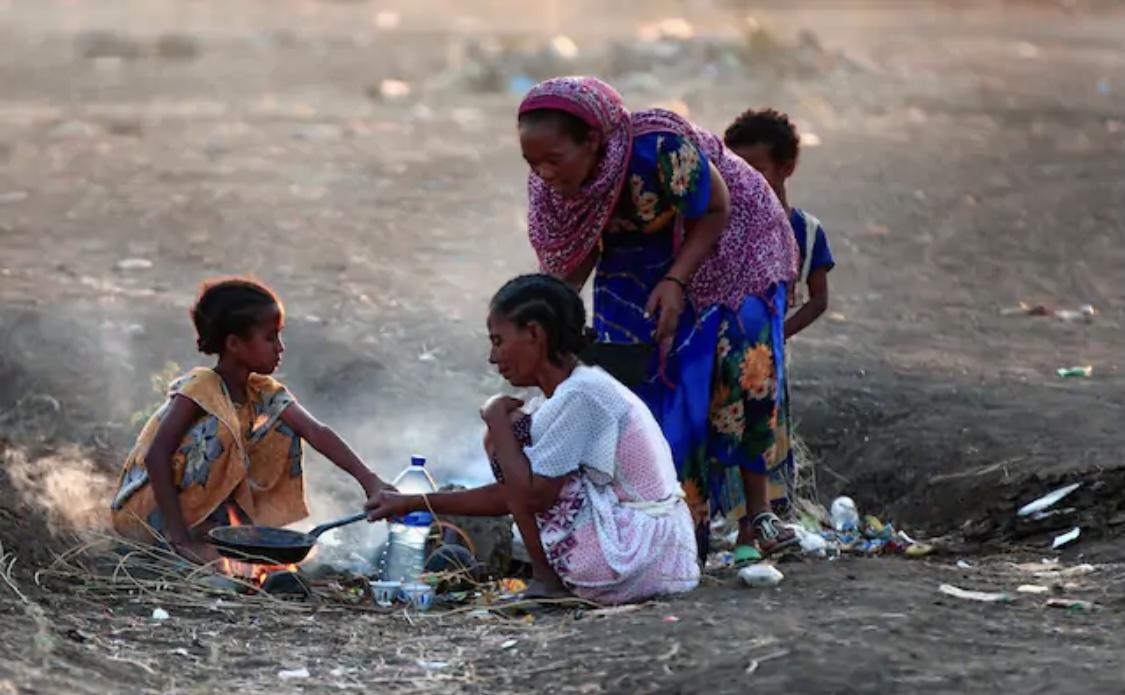 Ethiopia, 30 Thousand Refugees Flee To Sudan. Devastating Humanitarian Emergency