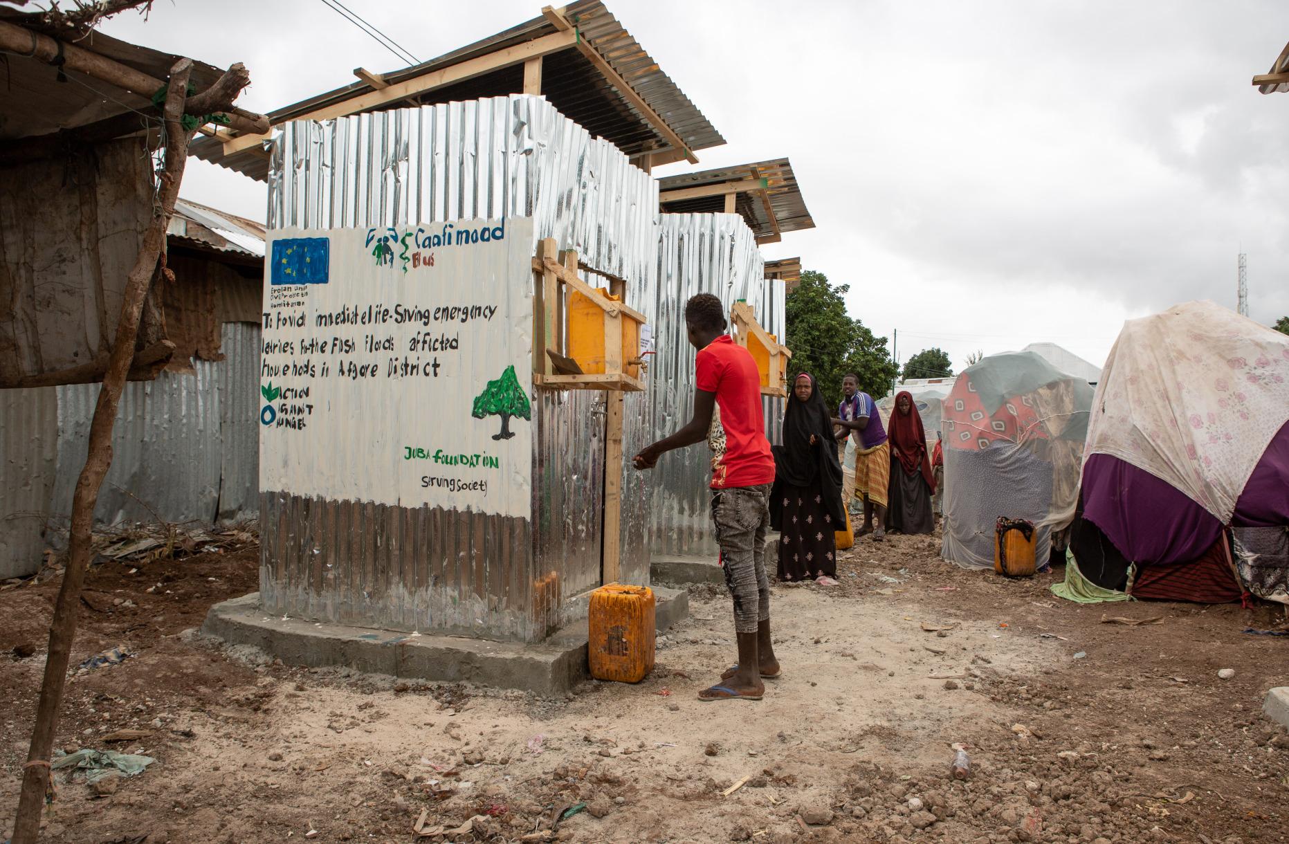 World Toilet Day, Acf: Una Strategia Di 'igiene  Totale' Per Prevenire Future Epidemie