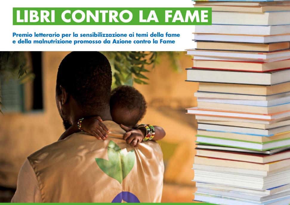 Books Against Hunger, Friday At Bookcity ACF Award Ceremony With Emma Bonino
