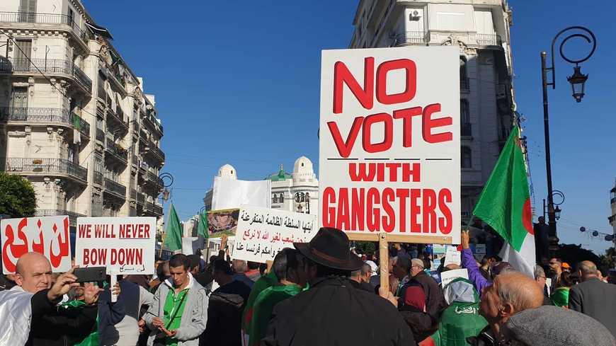 Algeria, Due Anni Di Proteste Di Hirak: Il Bilancio Delle Violazioni Dei Diritti Umani