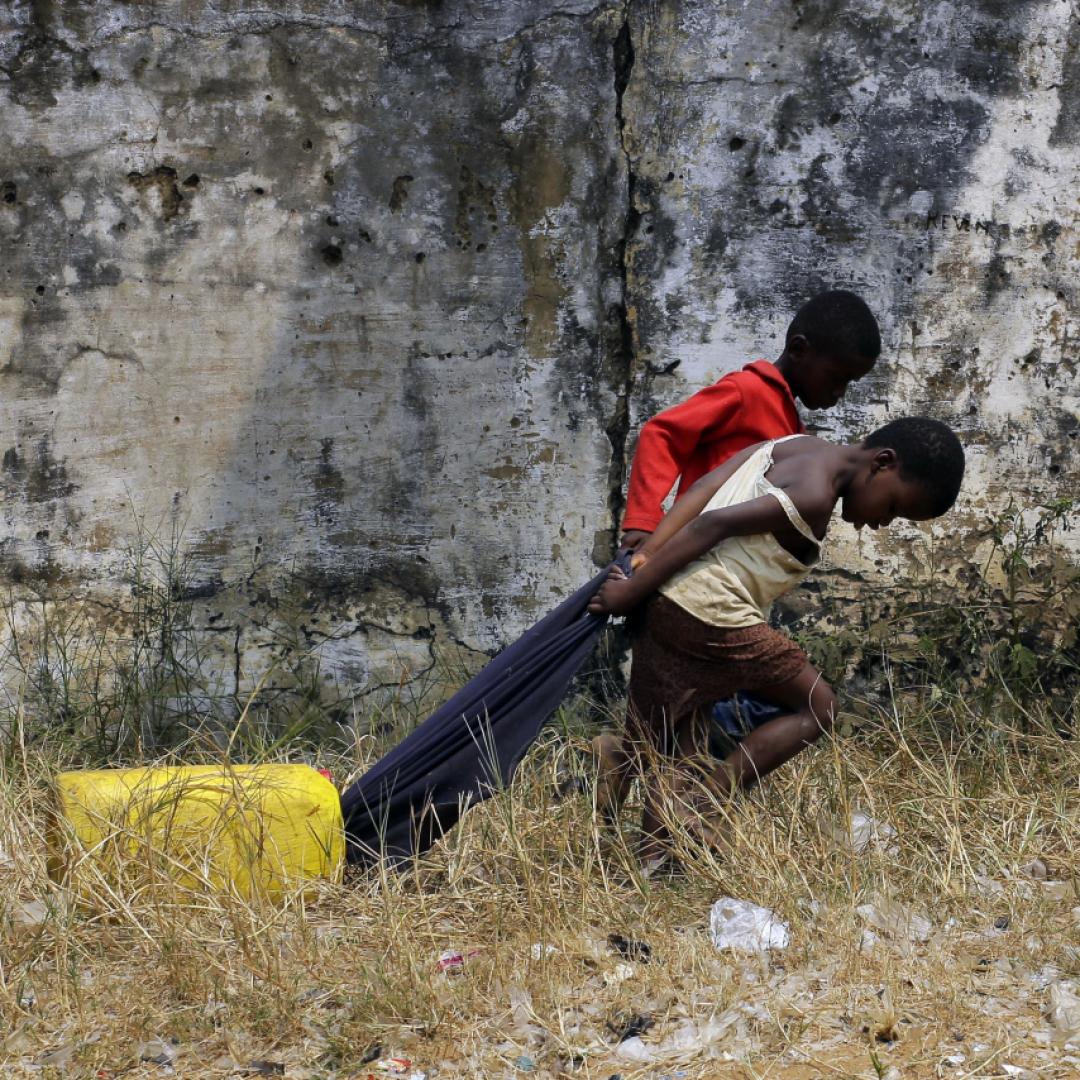 Schiavitù, Più Di 40 Milioni Le Vittime Di Tratta. Migliaia Sono Bambini