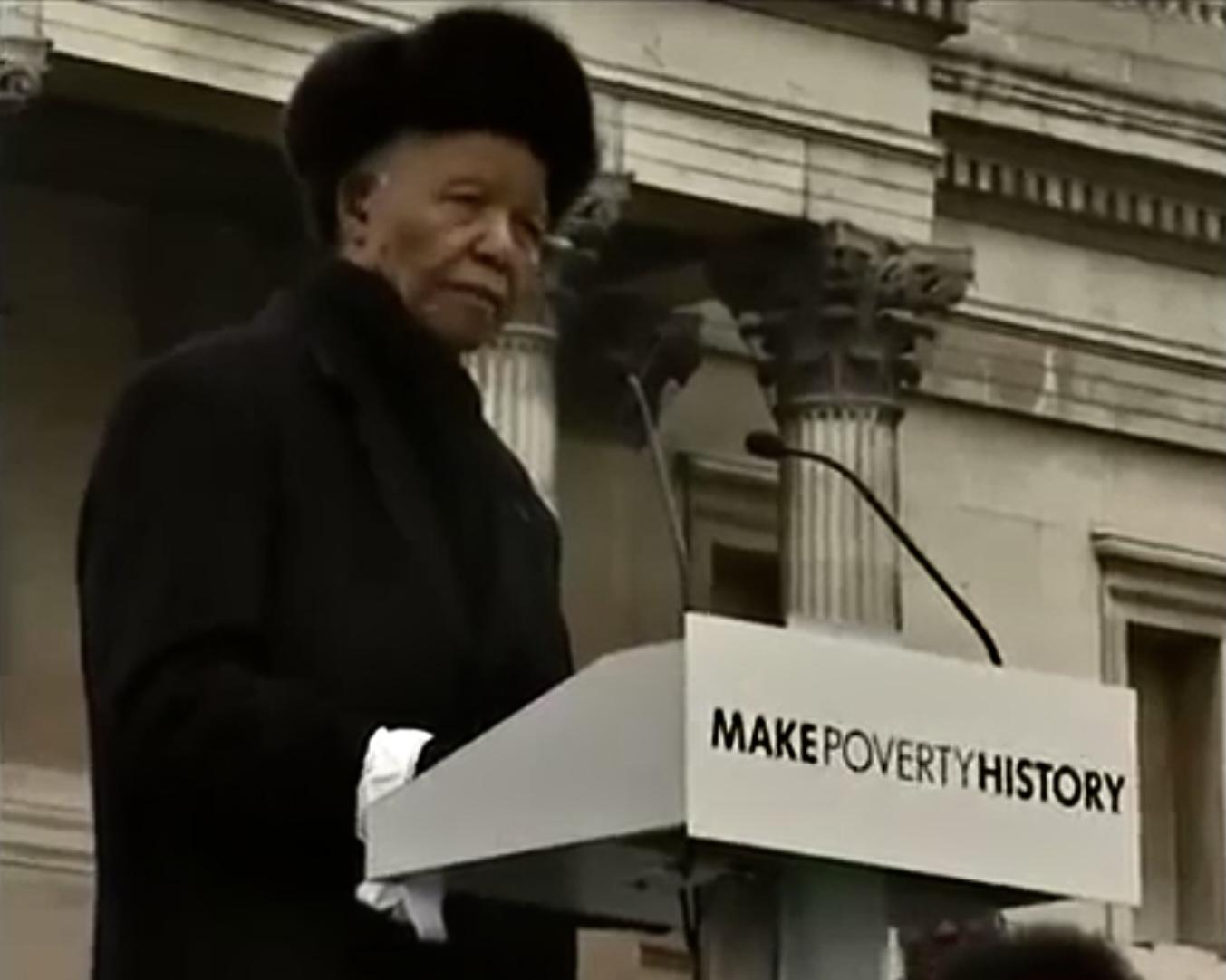 Il Ricordo, 7 Anni Senza Mandela. Quando A Trafalgar Square Ci Specchiavamo Nel Suo Sguardo