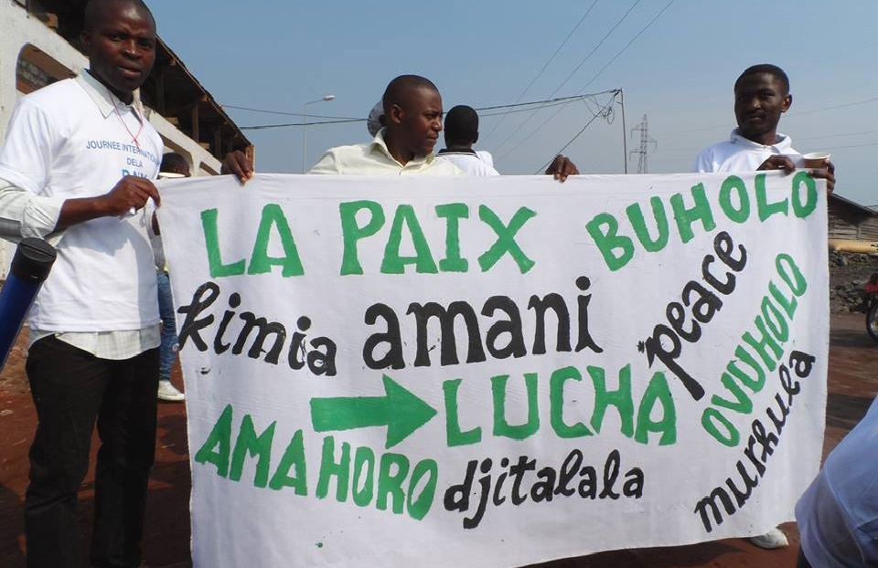 Democratic Republic Of Congo, Eight Lucha Movement Activists Acquitted