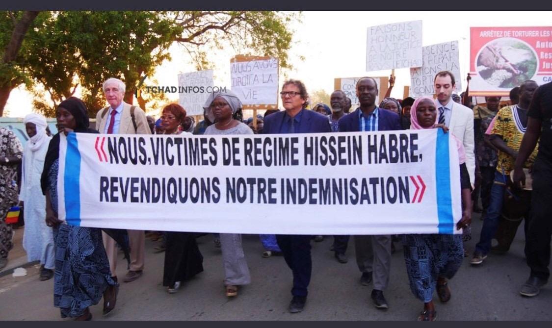 Chad, Victims Of Hissène Habré Still Awaiting Compensation