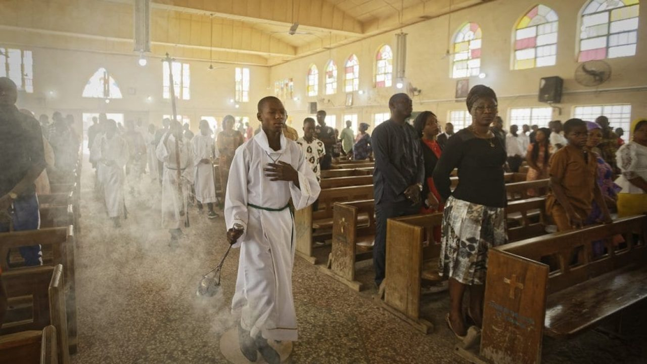 Christians Persecuted Around The World. Eight African Countries In Open Doors World Watch List