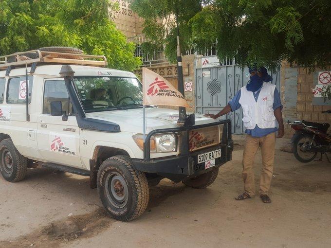 Mali, MSF Ambulance Blocked By Armed Men. Patient Onboard Dies