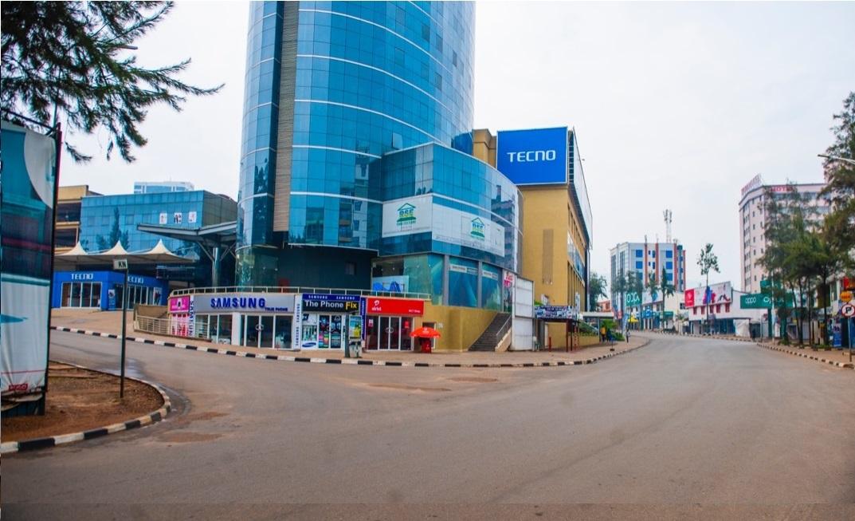 Covid-19 In Rwanda: Kigali In Lockdown Per La Pandemia