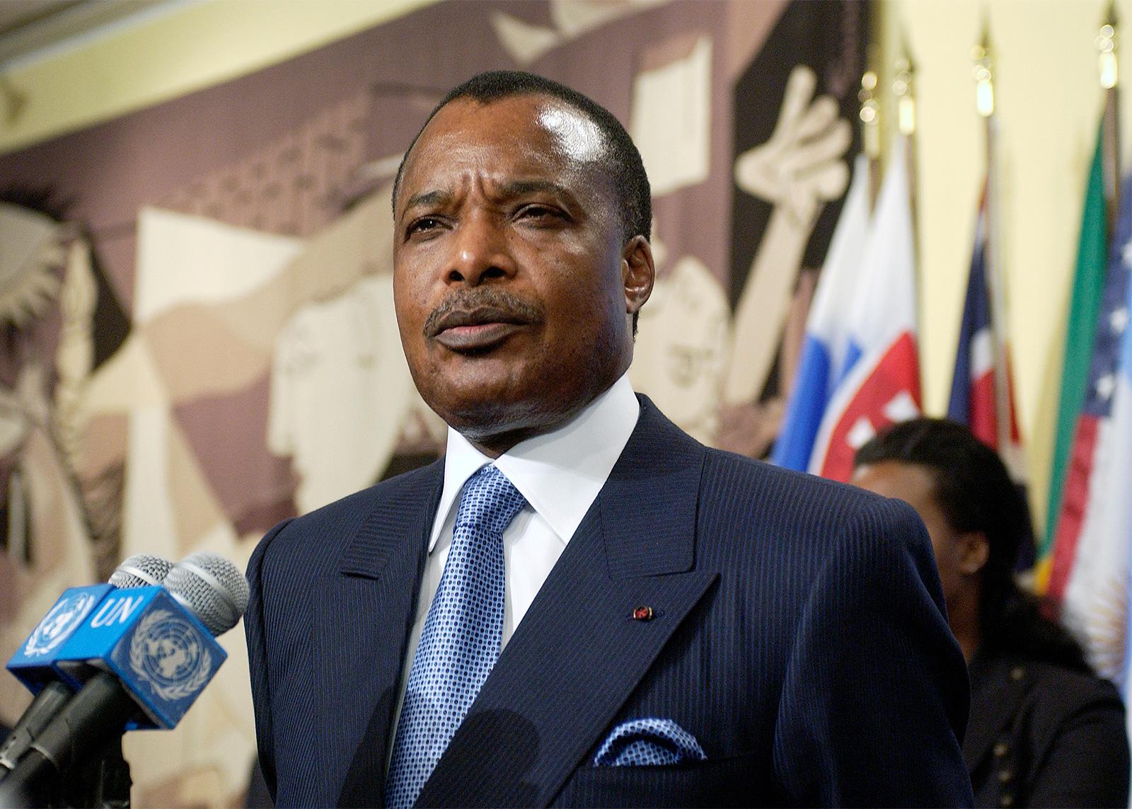 Congo Brazzaville: Sassou-Nguesso, Un Tiranno Sanguinario E Spietato