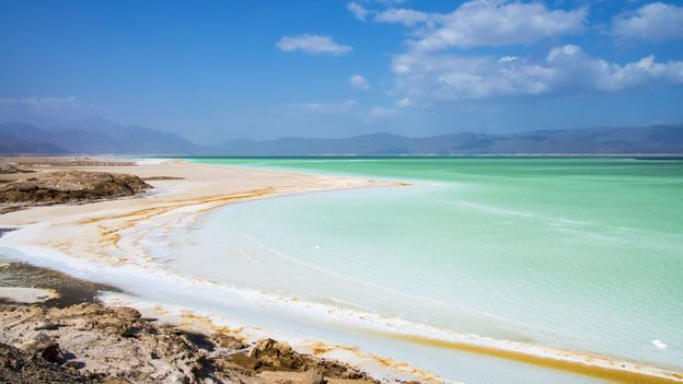 Gibuti, Il Lago Assal Tra I Più Belli In Africa Potrebbe Entrare Nella Lista Unesco