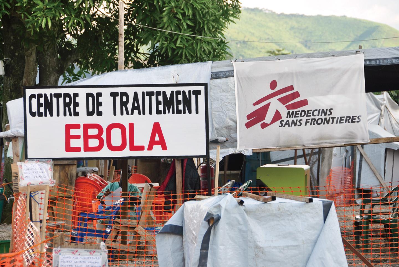 Guinea, Epidemia Di  Ebola. Medici Senza Frontiere  Pronta A Supportare Autorità Locali