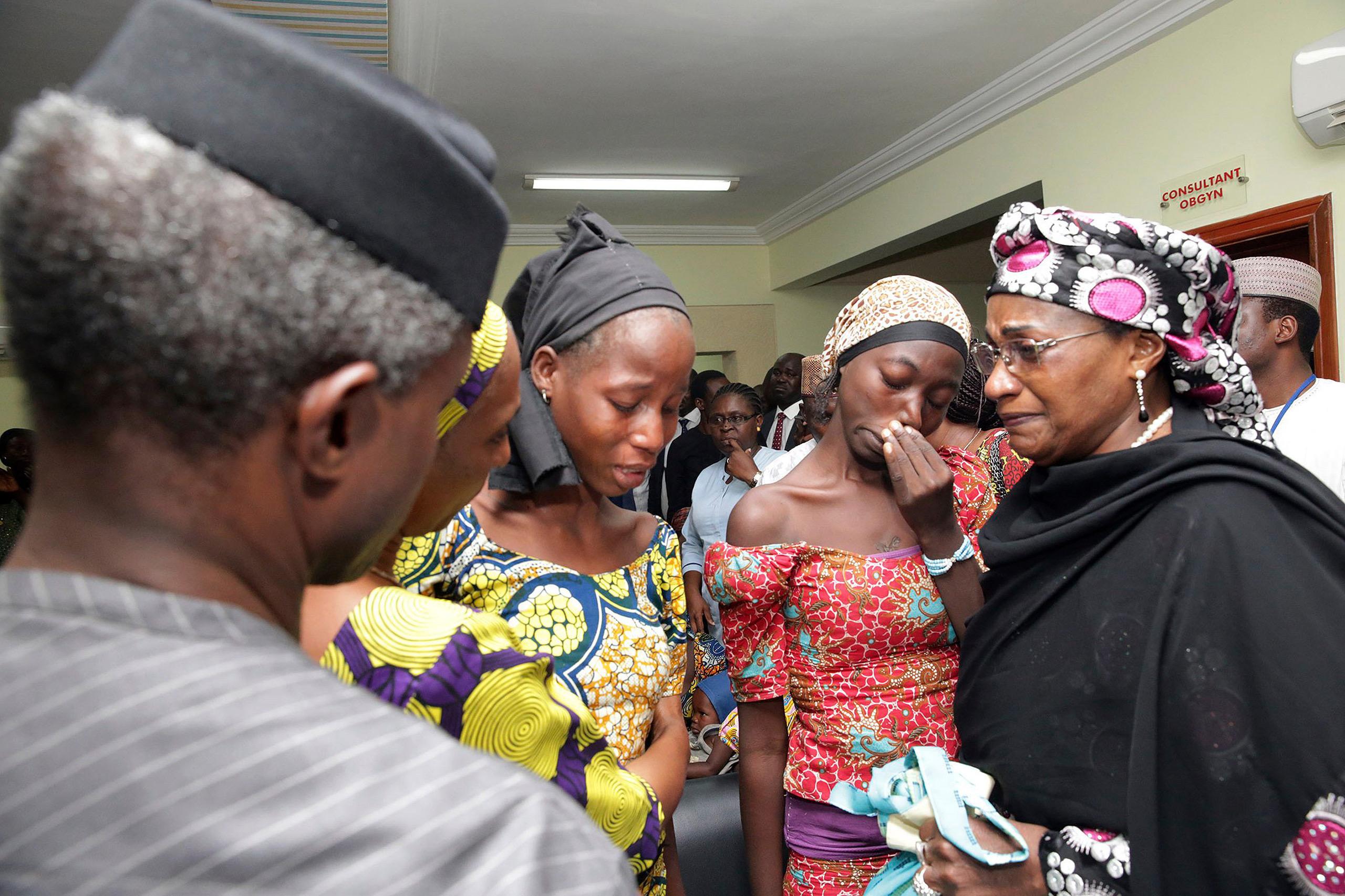 Nigeria, Rilasciate Le 317 Studentesse Rapite In Una Scuola Governativa