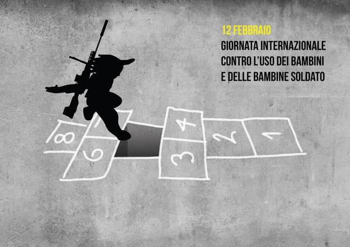 International Day Against The Use Of Child Soldiers, Una Piaga Che Spezza L'innocenza