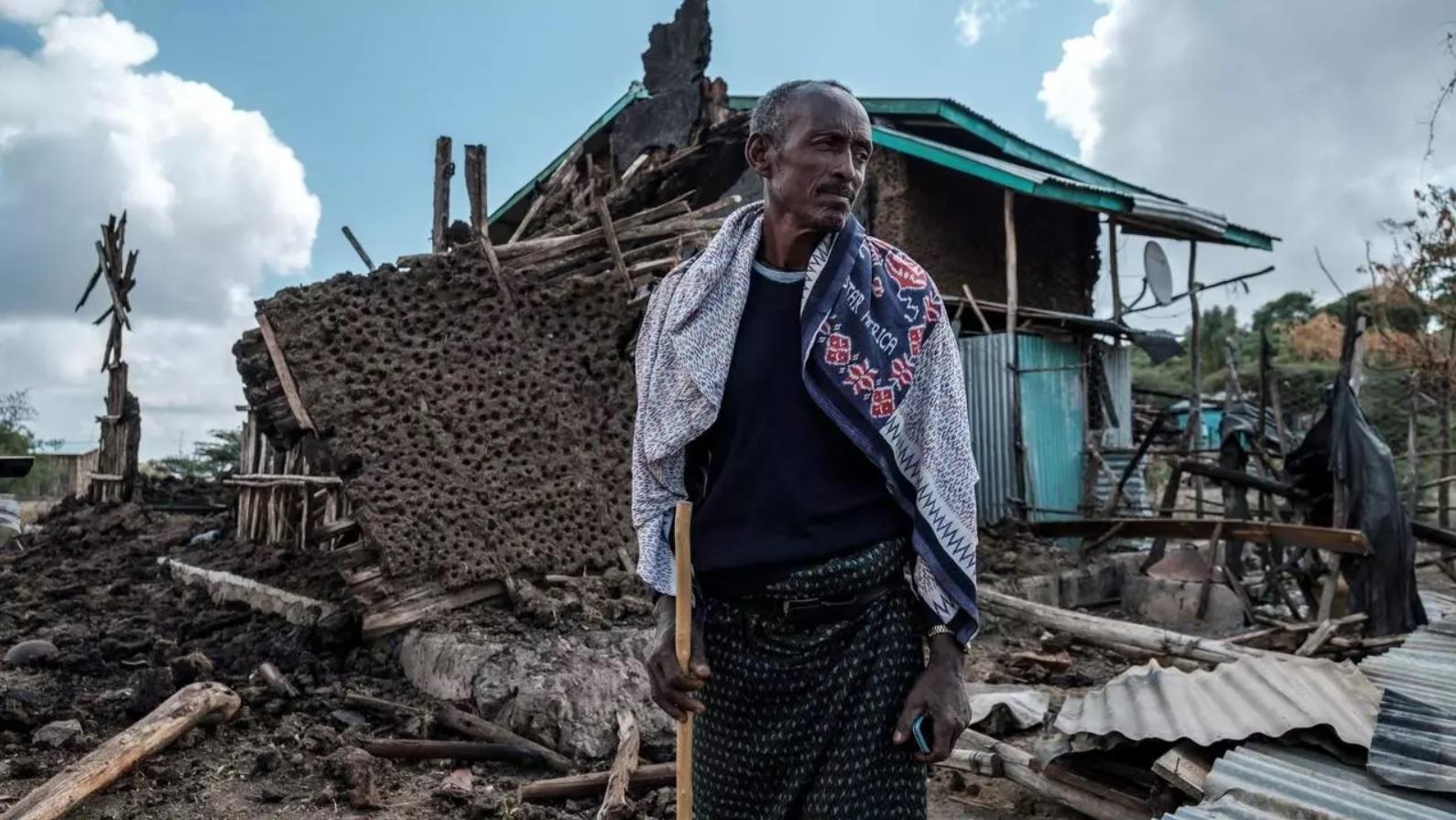 Etiopia, Centinaia Di Civili Massacrati Dalle Forze Eritree Ad Axum