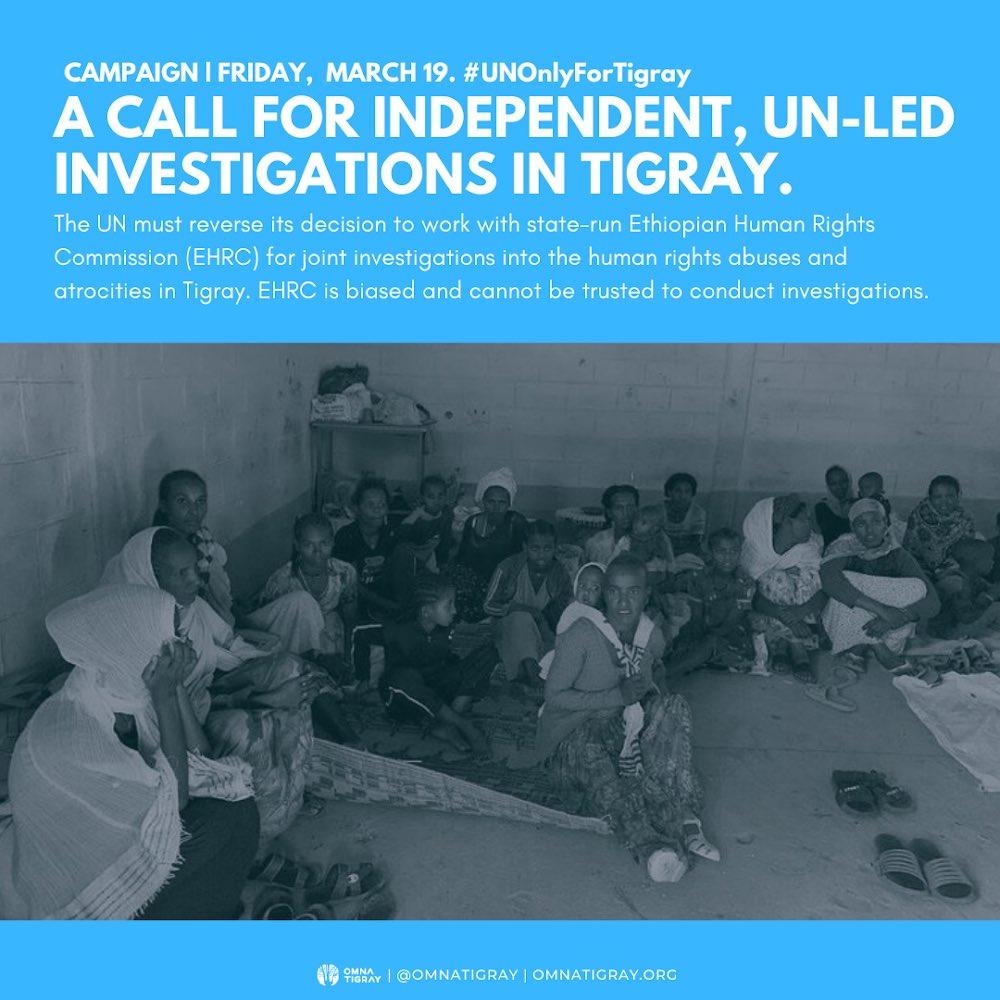 Tigray, Richieste, Aggiornamenti E Guerra Diplomatica In Etiopia