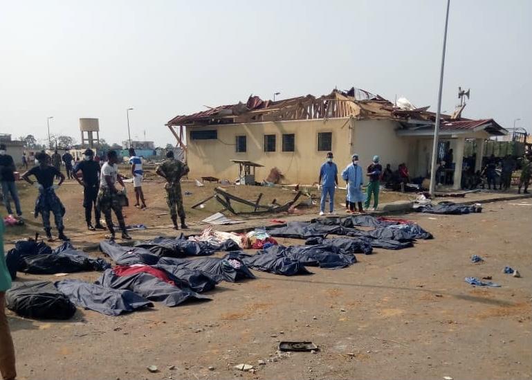 Guinea Equatoriale, Un Paese Ostaggio Della Corruzione Dietro Le Esplosioni Del 7 Marzo