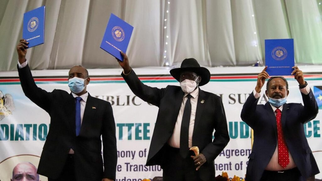 Sudan, Agreement Between SPLM-North Rebels And Government: Unified National Army And A Secular State