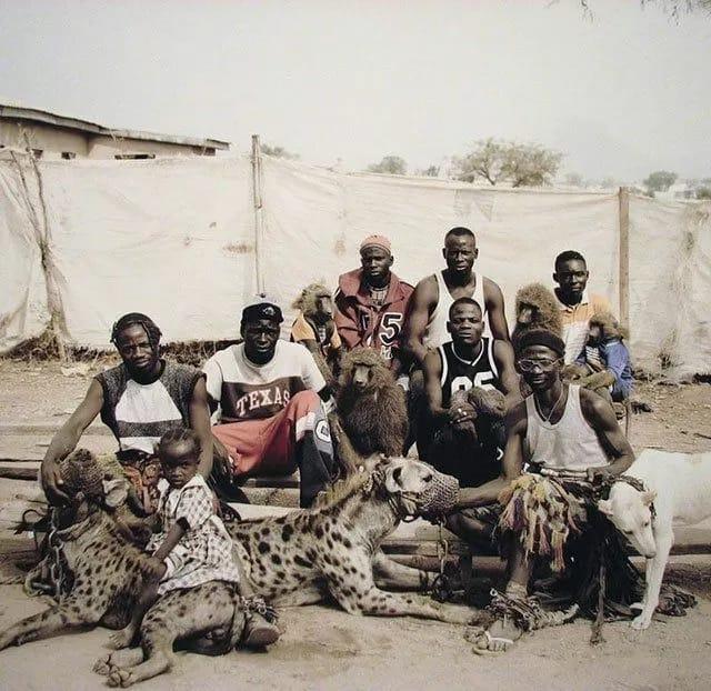 The Gadawan Kura, Nigeria's Hyena Handlers