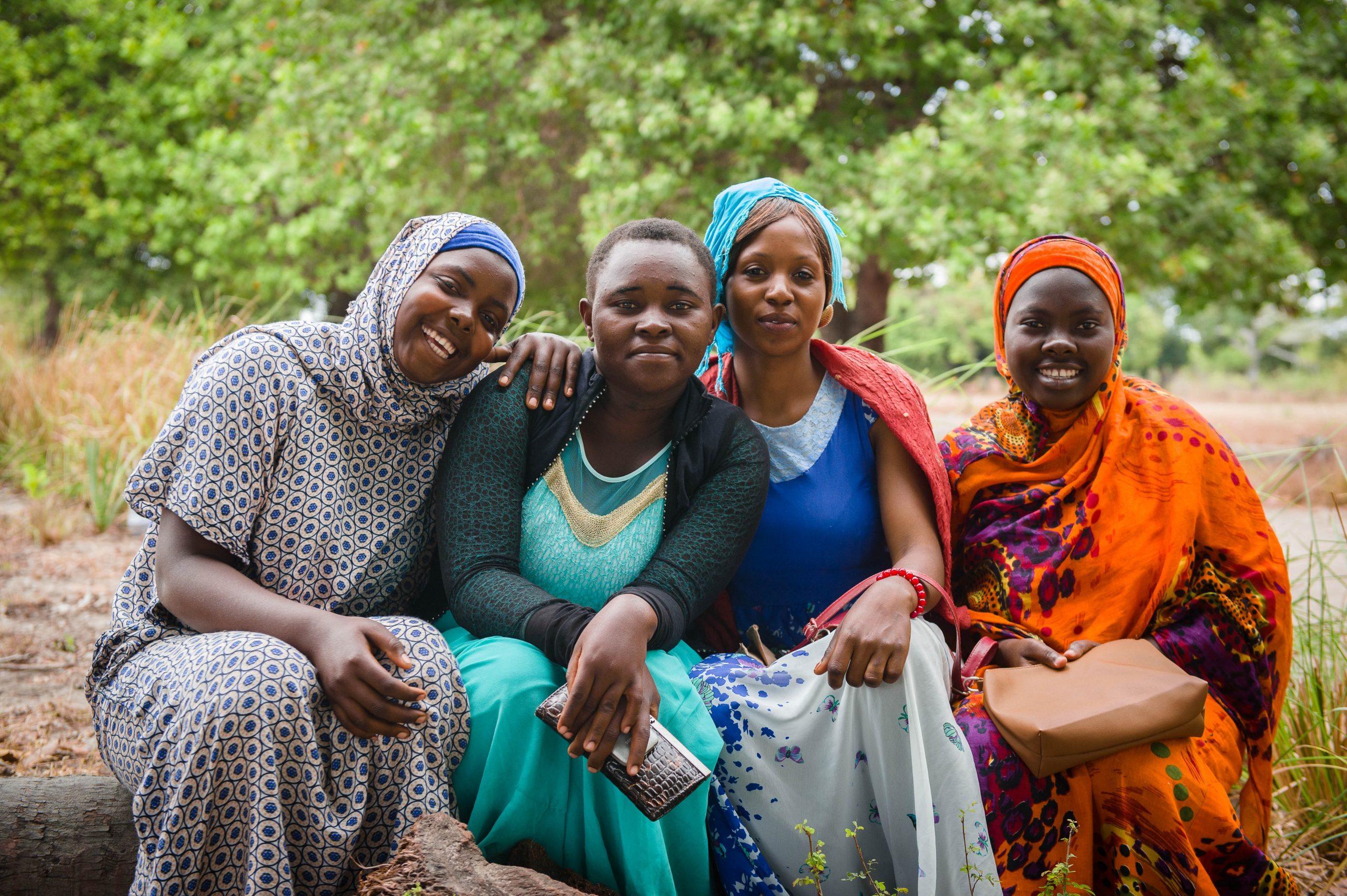 Il Nostro 8 Marzo, Scarpette Rosse Anche Per Le Donne Africane