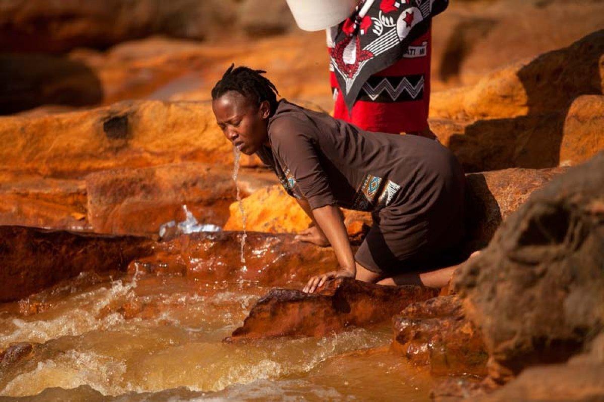 WaterOfAfrica, Al Via Campagna Per Contrastare Emergenza Acque Contaminate
