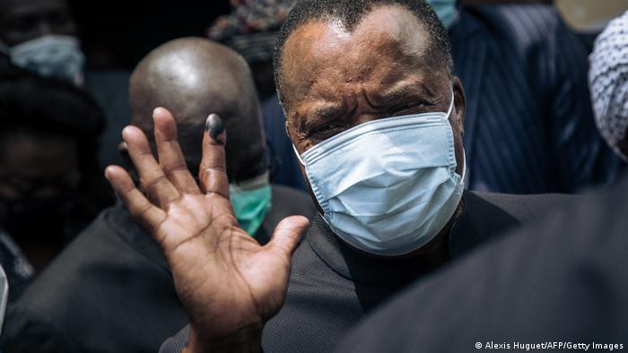 Repubblica Del Congo, Rieletto Per Il Quarto Mandato Il Presidente Nguesso