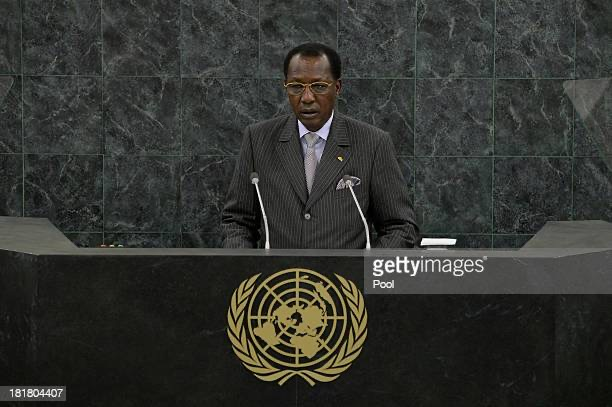 Chad, President Deby Killed In An Attack. He Had Recently Been Re-elected.