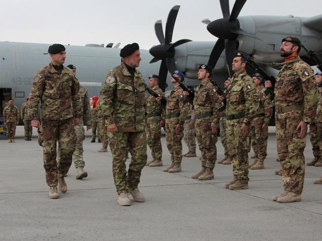 Dopo Il Ritiro Dall'Afghanistan L'Italia Si Stabilisce In Africa