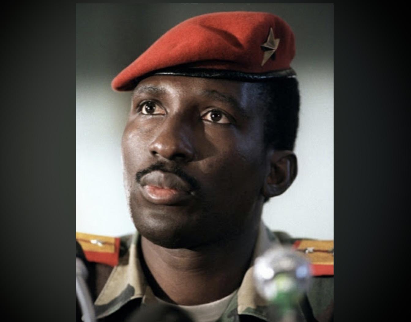Burkina Faso: Thomas Sankara, The African Che Guevara