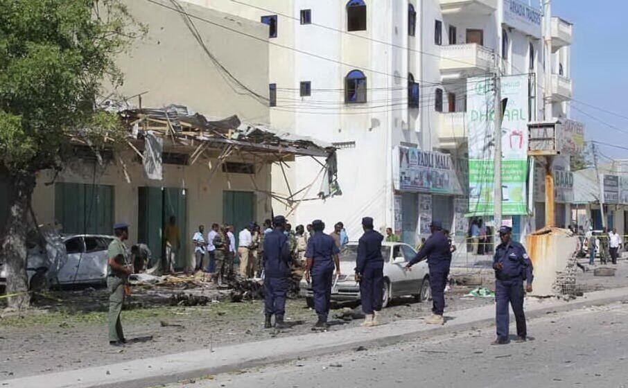 Somalia, Sei Morti Per Un Attacco Kamikaze A Mogadiscio