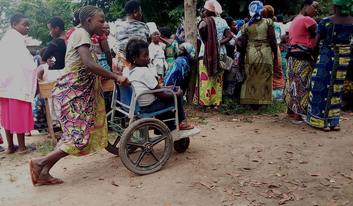 RD Congo, Guerra E Disabilità: La Vera Lotta Contro Il Covid